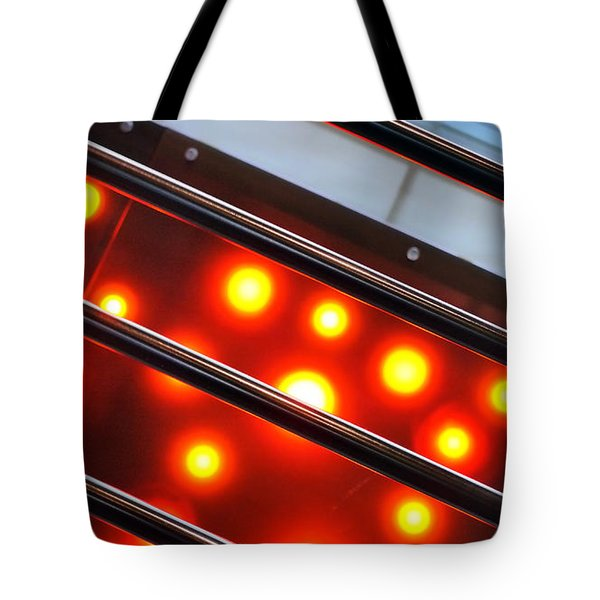 Mandarin Tote Bag by Skip Hunt