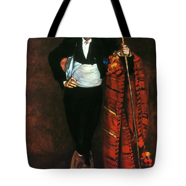Manet: Young Man, 1863 Tote Bag by Granger