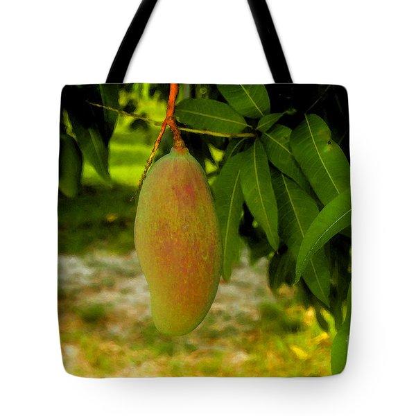 Mango Work Number One Tote Bag by David Lee Thompson