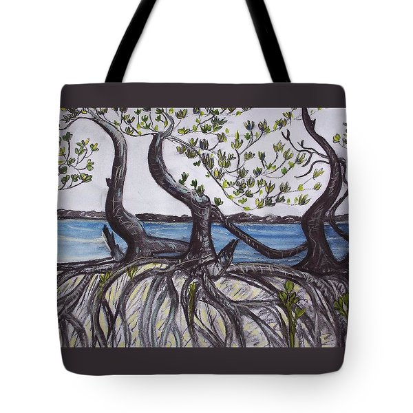 Mangroves Tote Bag