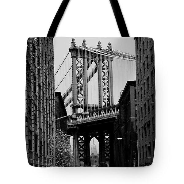 Manhattan Empire Tote Bag