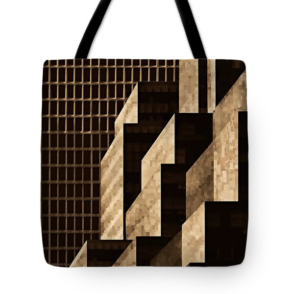 Manhattan No. 3 Tote Bag by Joe Bonita