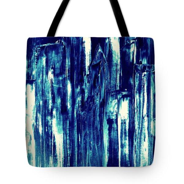 Manhattan Nocturne Tote Bag