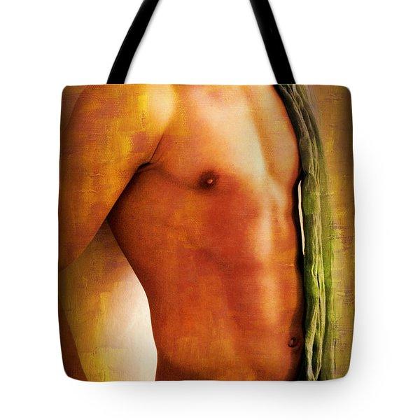 Manipulation In Yellow Tote Bag