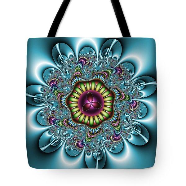 Manisadvon Tote Bag
