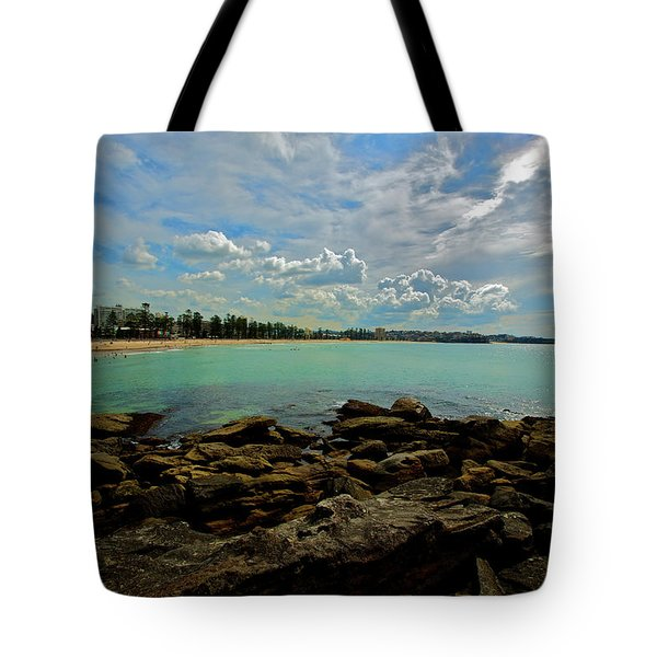 Manly Bliss Tote Bag