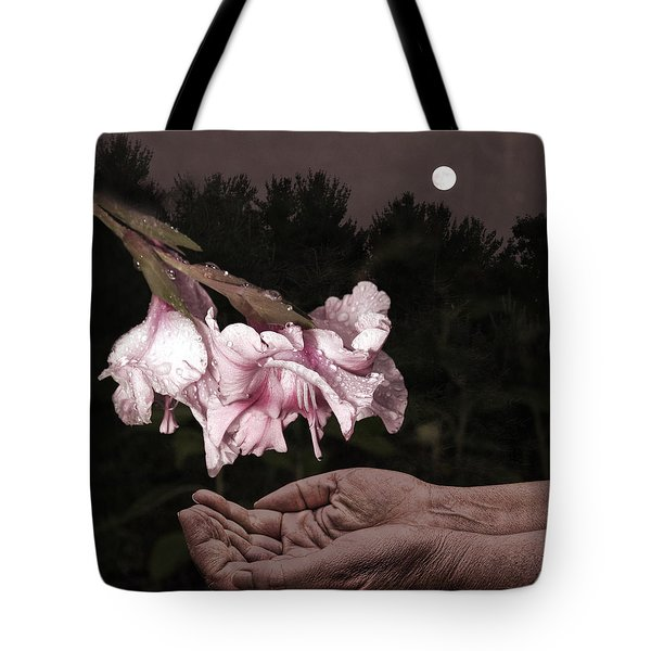 Manna Tote Bag by Lauren Radke