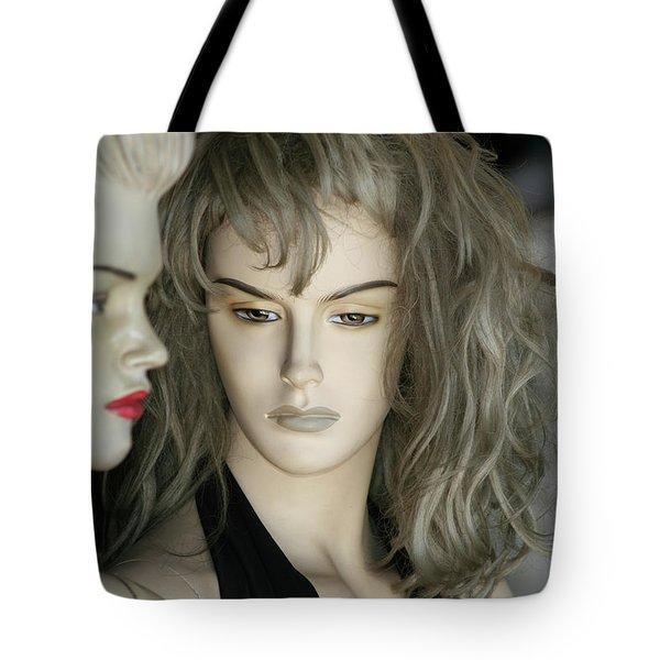 Mannaquin Dreams Tote Bag