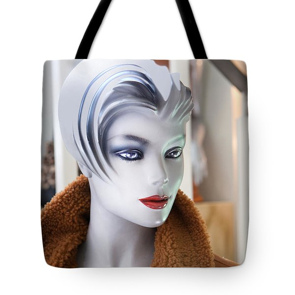 Mannequin 74a Tote Bag