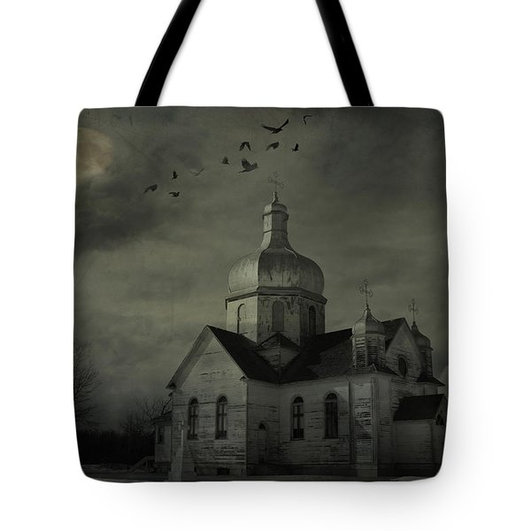 Mannerisms Of Midnight  Tote Bag