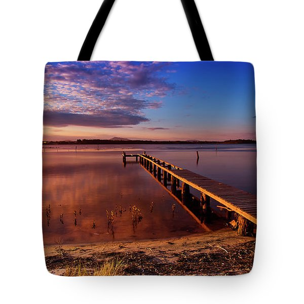 Manning Point 666 Tote Bag