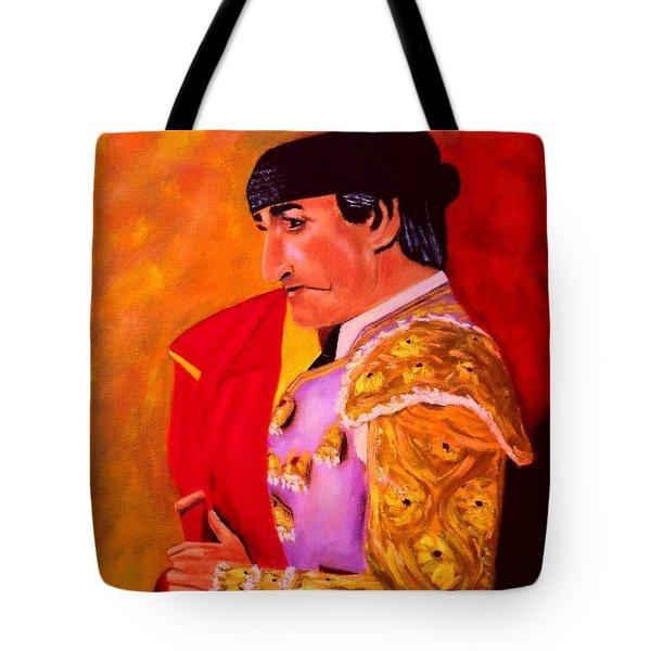 Manolete1 Tote Bag