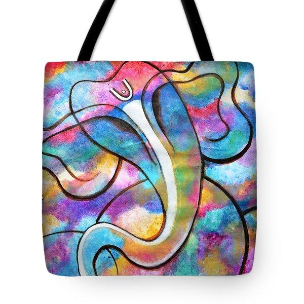 Manomay-ganesha  Tote Bag