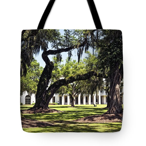 Manresa In Convent In La Tote Bag