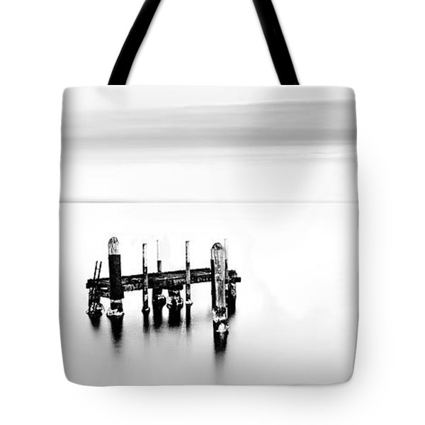 Man's Remnants Tote Bag