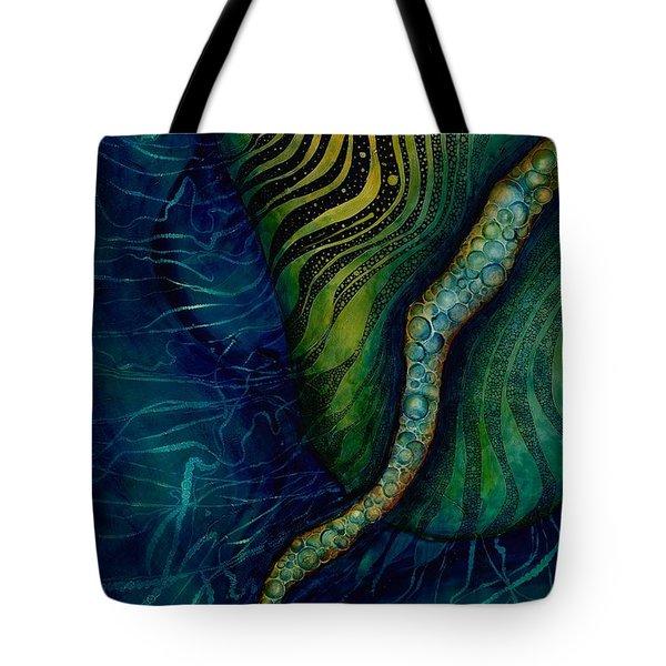 Manta Tote Bag
