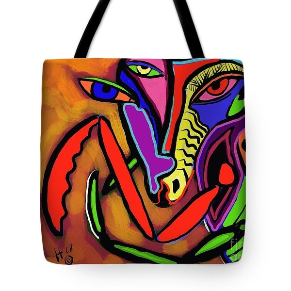 Mantamorphysis Tote Bag