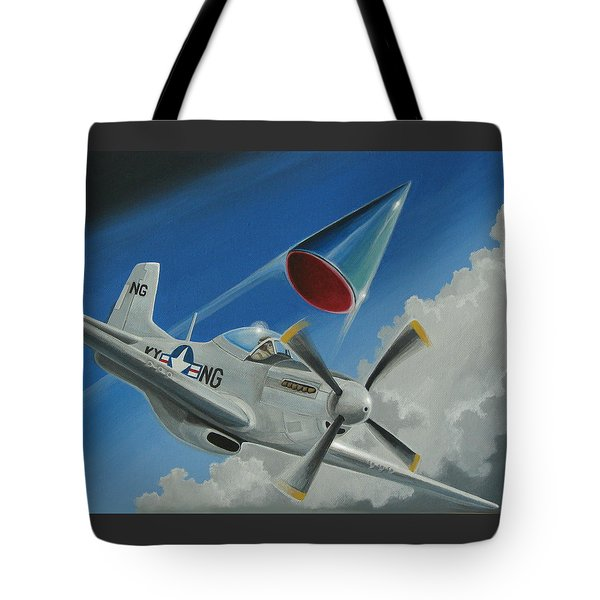 Mantell Incident Tote Bag