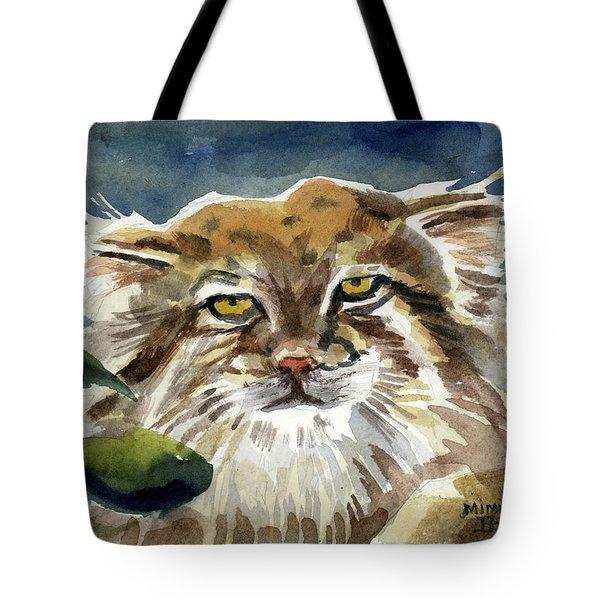Manul Tote Bag