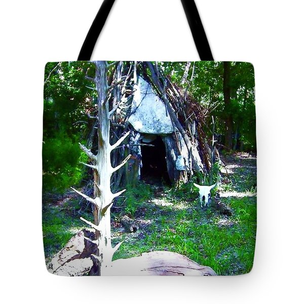 Many Journies Tote Bag