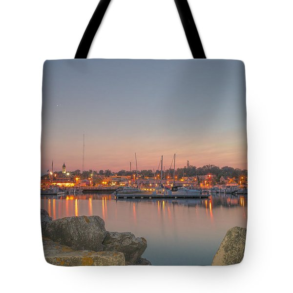Many Lights Tote Bag