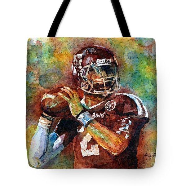 Manziel Tote Bag