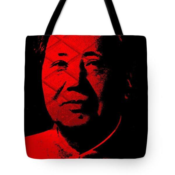 Mao 1 Tote Bag