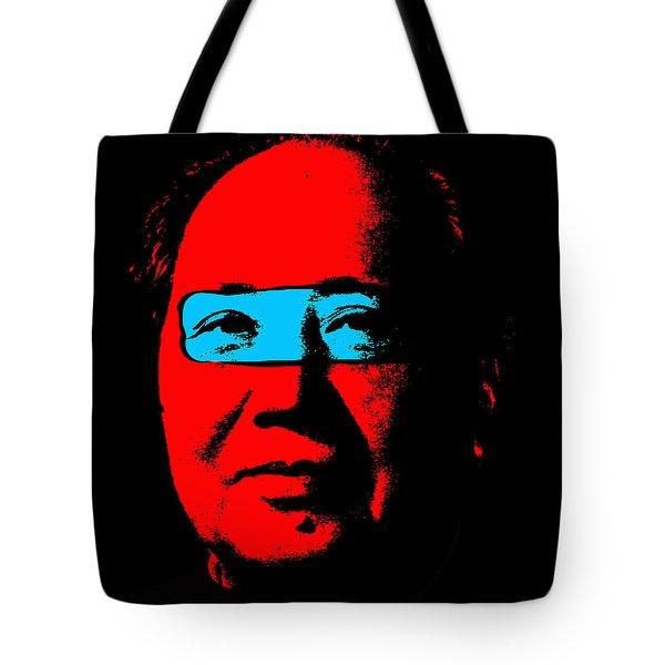 Mao 2 Tote Bag