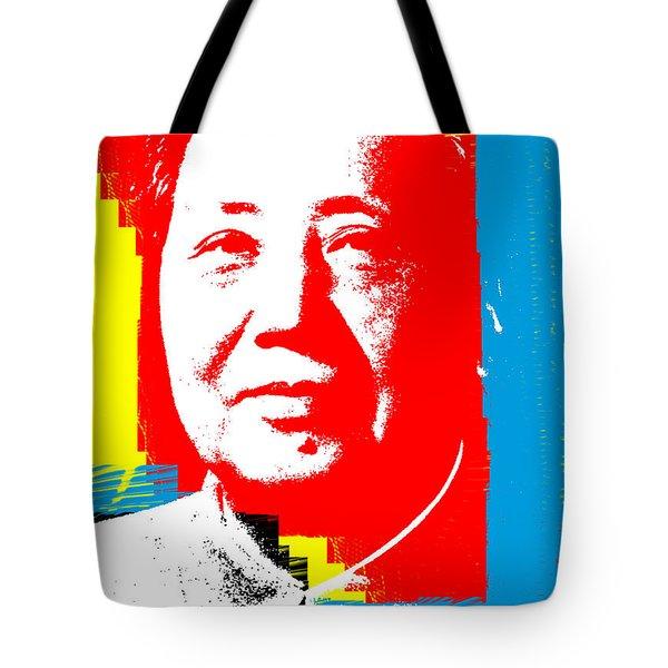 Mao 3 Tote Bag