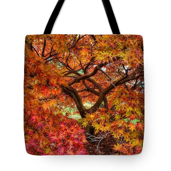 Maple Beauty Tote Bag