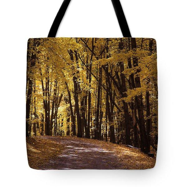 Maple Glory Tote Bag