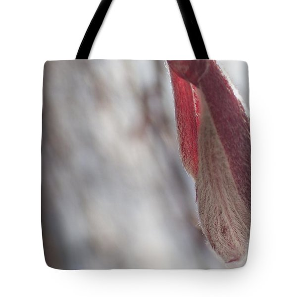 Maple Opening Tote Bag