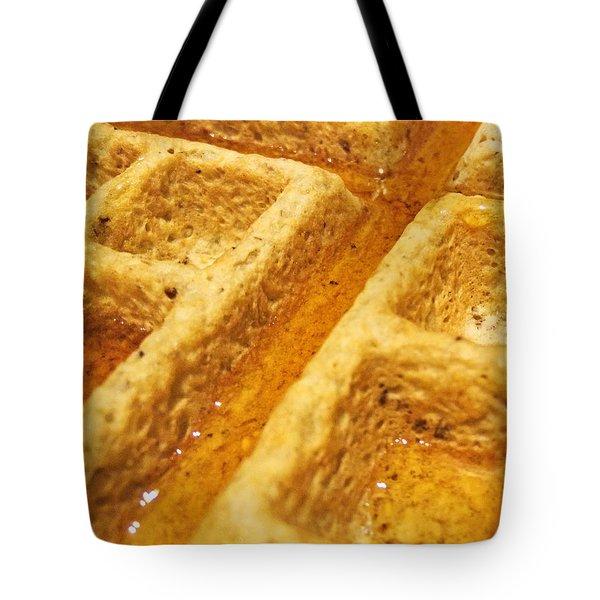 Maple Street Tote Bag