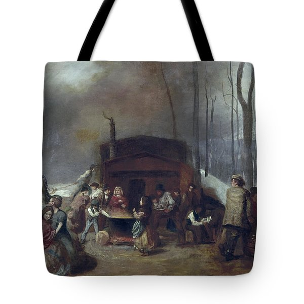 Maple Syrup, C1865 Tote Bag by Granger