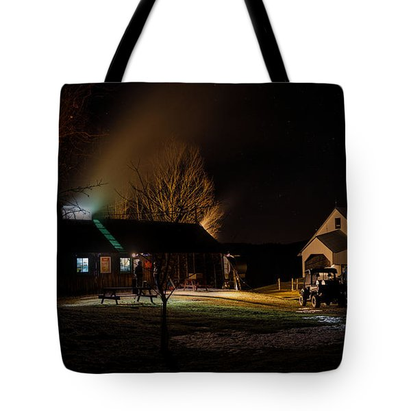 Maple Syrup Season. Tote Bag