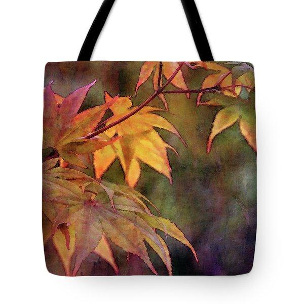 Maples Golden Glow 5582 Idp_2 Tote Bag