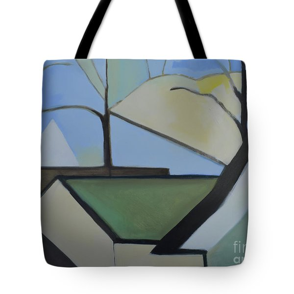 Maplewood Tote Bag by Ron Erickson