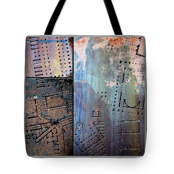 Maps #9 Tote Bag