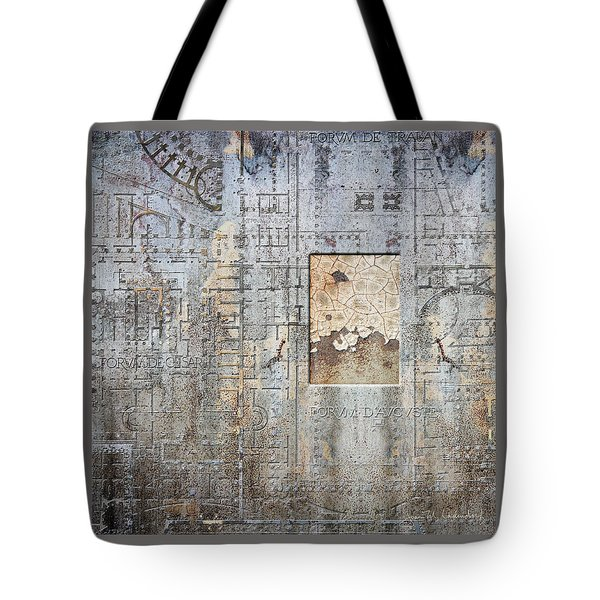 Maps #18 Tote Bag