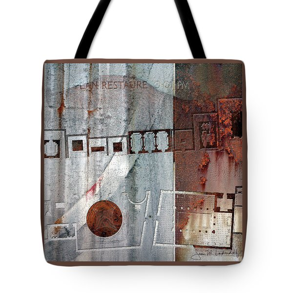Maps #20 Tote Bag