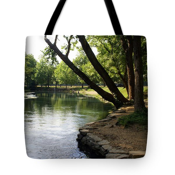 Maramec Springs 5 Tote Bag by Marty Koch