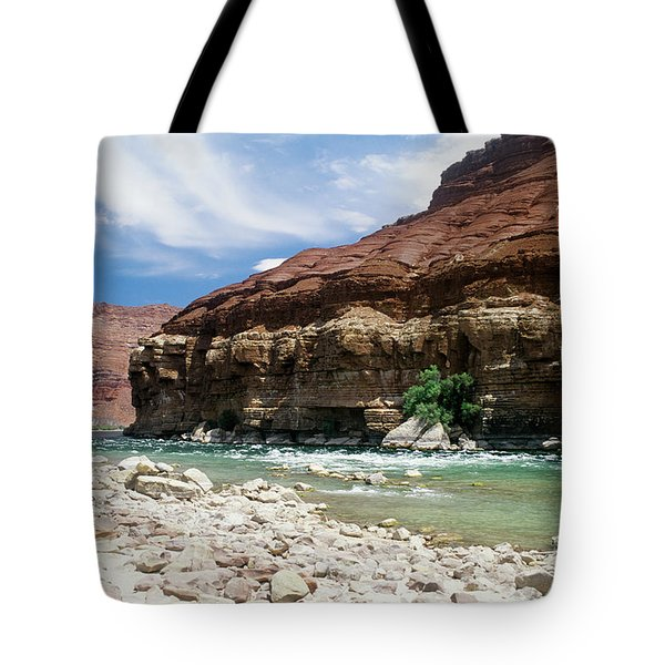 Marble Canyon Tote Bag by Kathy McClure