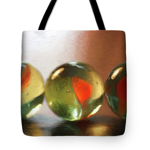 Marble Dream Tote Bag