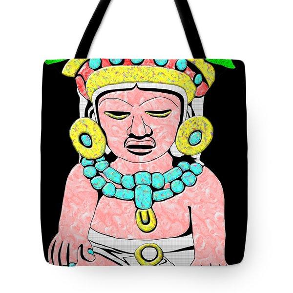 Marble Maya Tote Bag