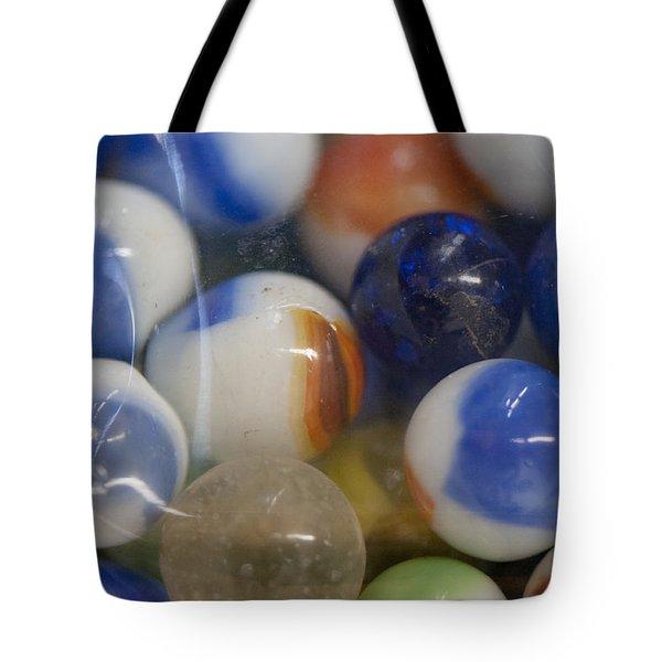 Marble Memories Tote Bag