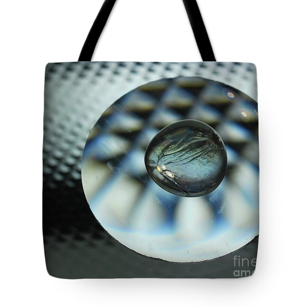 Marbles, Glass And Mirrors 4 Tote Bag