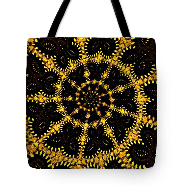 March Of The Butterflies Tote Bag