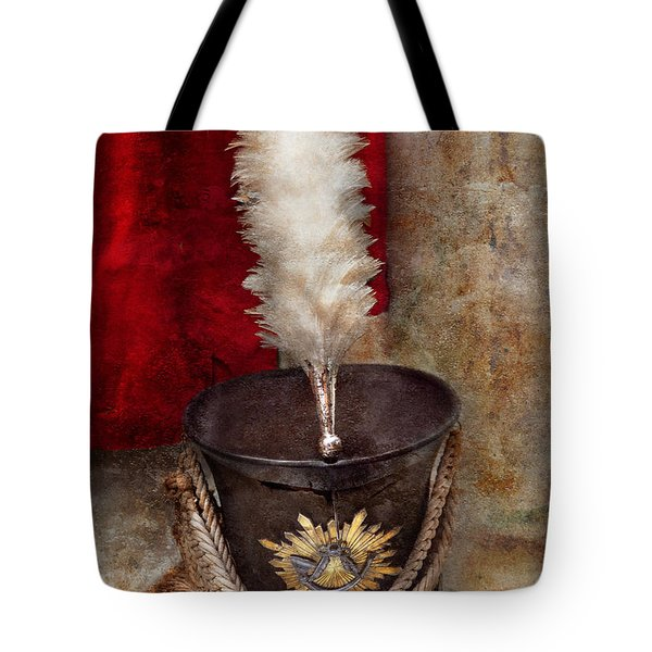 Marching Band - Celebrating The Marching Band Tote Bag by Mike Savad