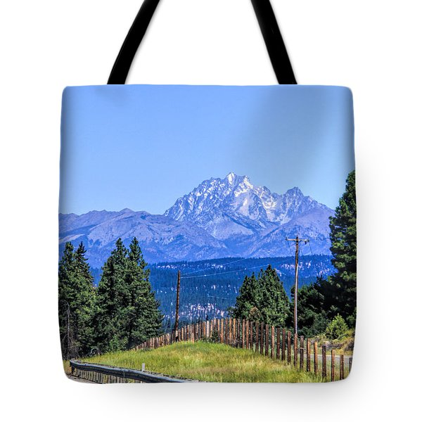 Marching Orders Tote Bag