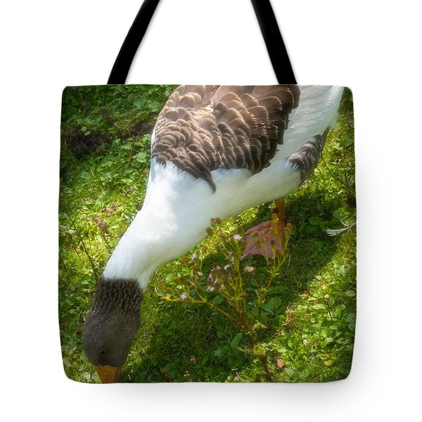 Marching Tote Bag by Wim Lanclus